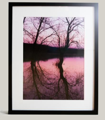 Quadro Lago di Doberdò PhotoKras