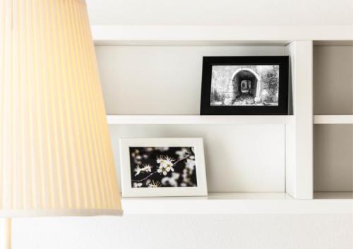 Quadretti PhotoKras in bianco e nero
